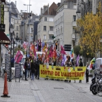 Manifestation contre l'austérité le 8 octobre 2015 photo n°8