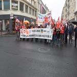 Manifestation de la fonction publique le 10 octobre 2017 photo n°2