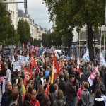 Manifestation de la fonction publique le 10 octobre 2017 photo n°24