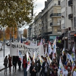 Manifestation de l'Éducation nationale le 12 novembre 2018 photo n°8
