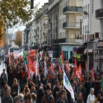 Manifestation de l'Éducation nationale le 12 novembre 2018 photo n°9