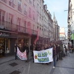 Manif contre l'expulsion de la ZAD de NDDL le 13 avril 2018 photo n°6