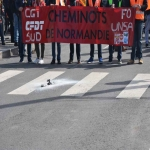 Manif-action des cheminots le 14 mai 2018 photo n°9