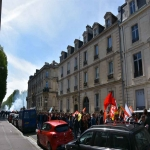 Manif-action des cheminots le 14 mai 2018 photo n°19