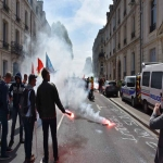 Manif-action des cheminots le 14 mai 2018 photo n°25