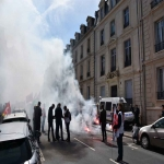 Manif-action des cheminots le 14 mai 2018 photo n°26