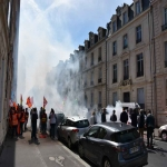 Manif-action des cheminots le 14 mai 2018 photo n°28