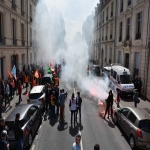 Manif-action des cheminots le 14 mai 2018 photo n°29