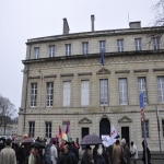 manifestation contre les expulsions locatives le 16 mars 2013 photo n°3