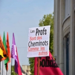 Manifestation de la fonction publique le 22 mai 2018 photo n°7