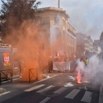 Manifestation de la fonction publique le 22 mai 2018 photo n°8