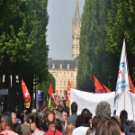 Manifestation de la fonction publique le 22 mai 2018 photo n°9