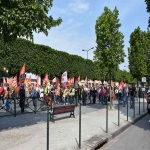 Manifestation de la fonction publique le 22 mai 2018 photo n°20