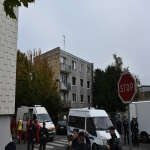 Expulsion du squat de la Charité le 24 octobre 2018 photo n°15